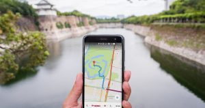 Miksi on tärkeää ottaa kännykkä mukaan metsään?
